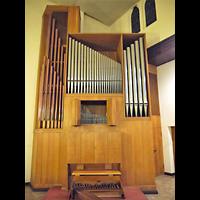 Berlin - Prenzlauer Berg, St. Josefsheim (Caritas Seniorenheim), Kirche, Orgel