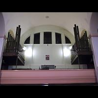 Berlin - Tempelhof, St. Joseph-Krankenhaus, Christ-König-Kapelle, Orgel