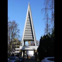 Berlin - Neukölln, St. Joseph Rudow, Glockenturm