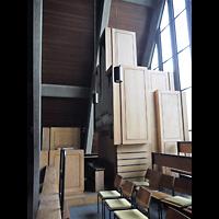 Berlin - Neukölln, St. Joseph Rudow, Orgelempore