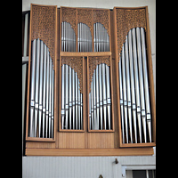 Berlin - Tempelhof, St. Judas-Thaddäus, Orgel