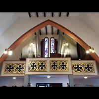 Berlin - Lichtenberg, St. Konrad von Parzham, Orgel