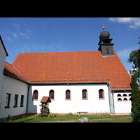 Berlin - Lichtenberg, St. Konrad von Parzham, Außenansicht