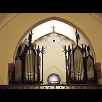 Berlin - Lichtenberg, St. Mauritius, Orgel