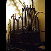 Berlin - Lichtenberg, St. Mauritius, Orgel seitlich
