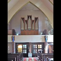 Berlin - Zehlendorf, St. Michael Wannsee, Orgelempore