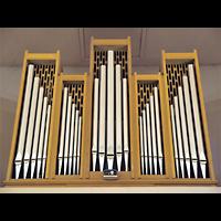 Berlin - Zehlendorf, St. Michael Wannsee, Orgel perspektivisch