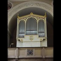 Berlin (Zehlendorf), St. Peter und Paul auf Nikolskoe (Wannsee), Orgel