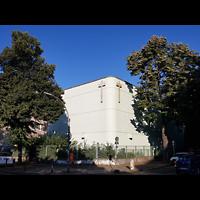 Berlin - Neukölln, St. Richard, Außenansicht der Kirche