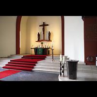 Berlin - Kreuzberg, St. Simeon, Altarraum