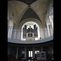 Berlin (Kreuzberg), St. Thomas (ev.) - Hauptorgel, Orgelempore