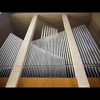 Berlin - Charlottenburg, St. Thomas von Aquin, Orgel perspektivisch