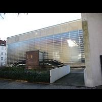Berlin - Spandau, St. Wilhelm, Außenansicht der Kirche