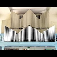 Berlin - Weißensee, Stephanus-Stiftung, Friedenskirche, Orgel