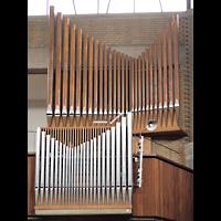 Berlin - Wilmersdorf, Vater-Unser-Kirche, Orgel