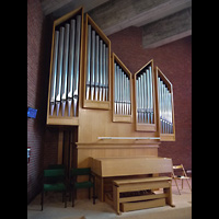 Berlin (Spandau), Waldkrankenhaus, Kapelle, Orgel