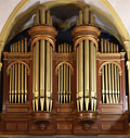 Bergen, St. Paul (kath.), Orgel / organ