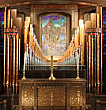 New York (NY), First Presbyterian Church - Chapel Organ, Orgel / organ
